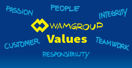 "buy popular 8a469 3fa97 WAMGROUP ""Values"" Video"